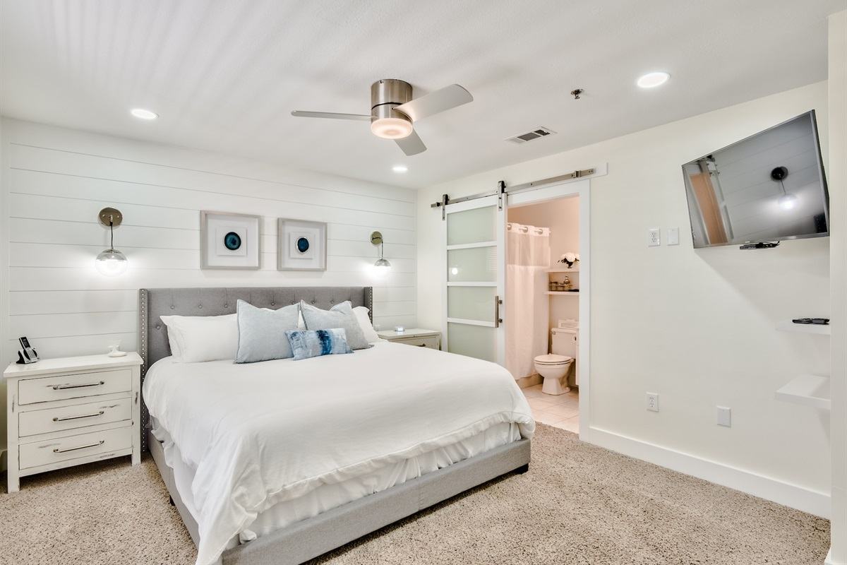 Master Bed with ensuite