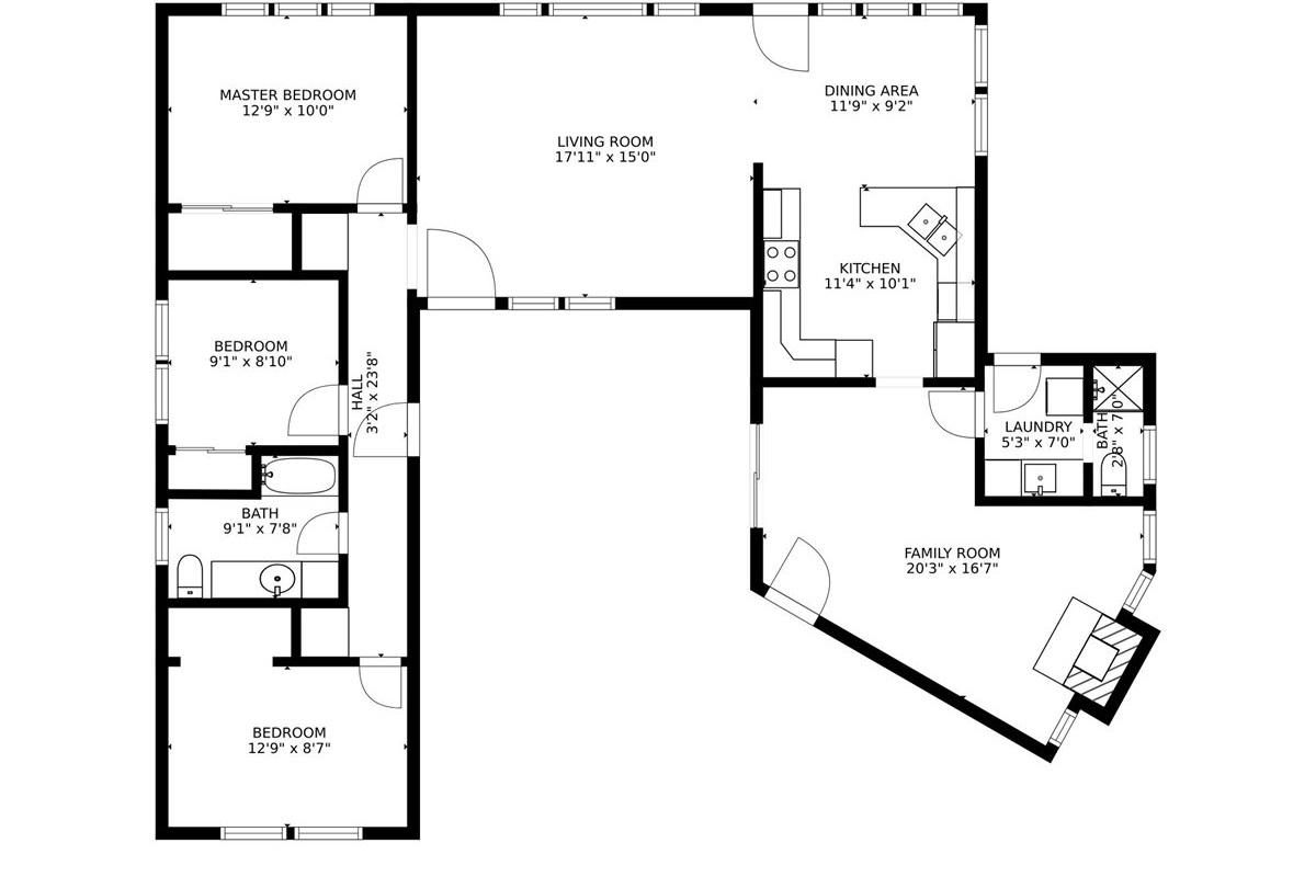 Floor Plan Estimate