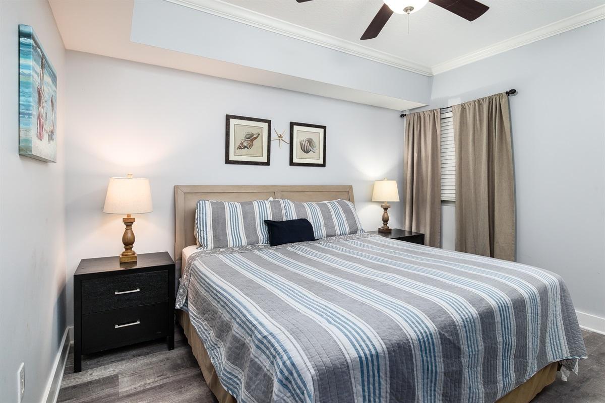2nd king bedroom