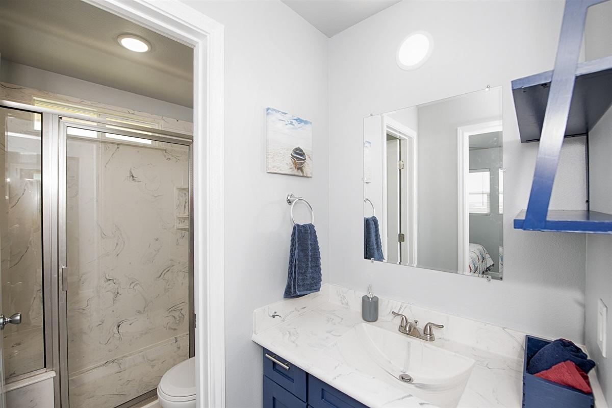 Bathroom #1`