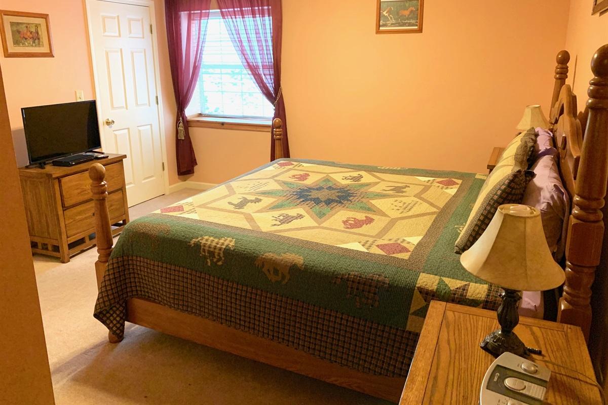 King - bedroom 5