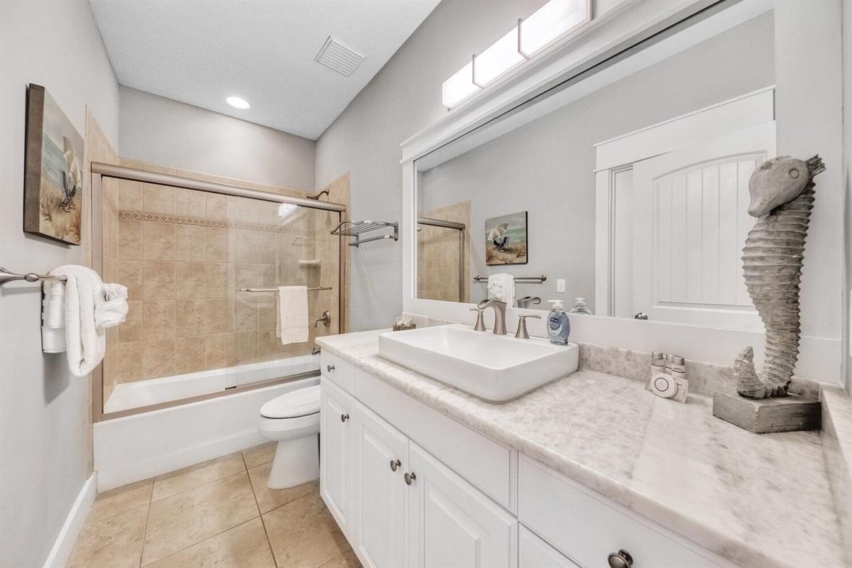 Second Floor - Bunk Bathroom