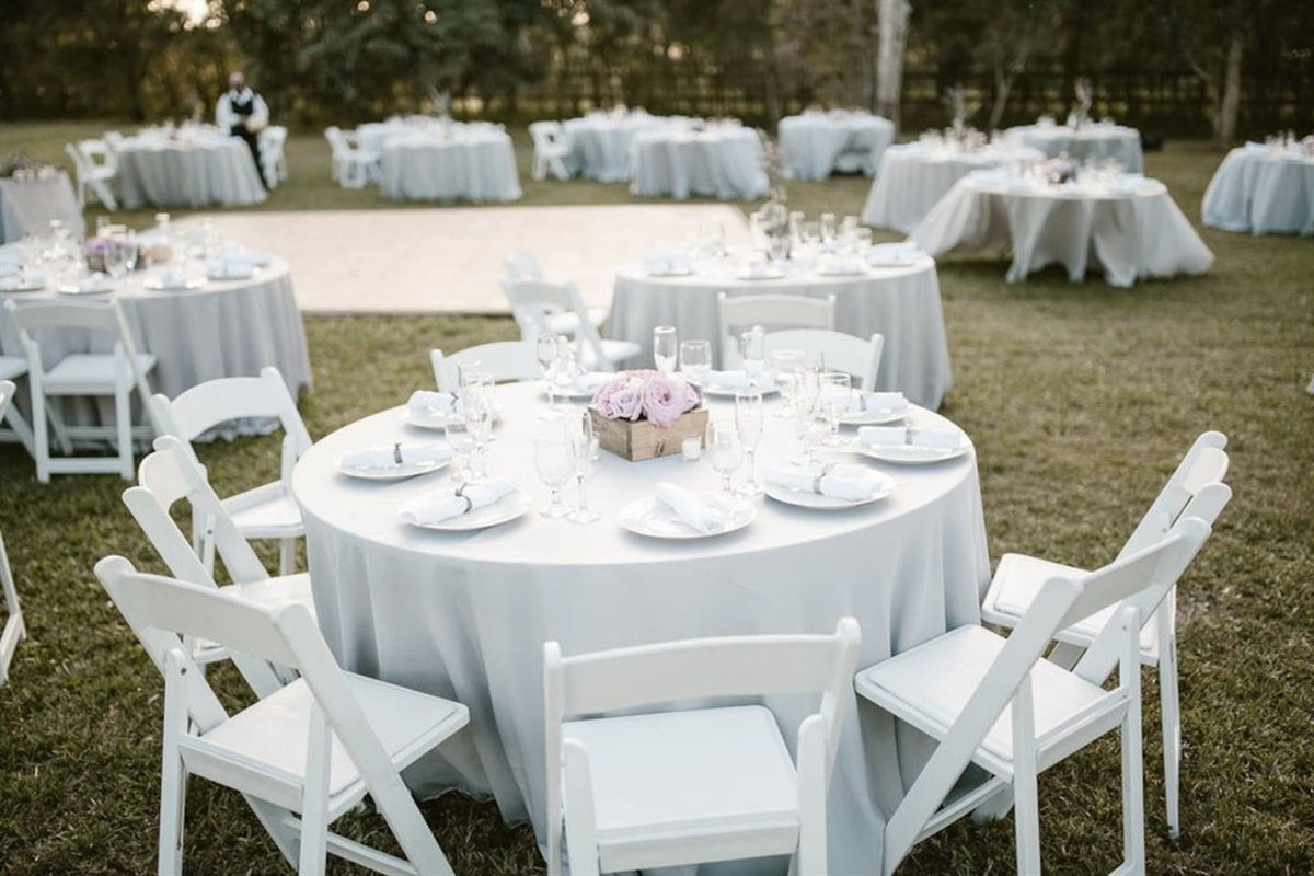 Host your wedding at the property