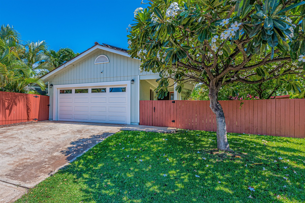 Private single story house in quiet neighborhood located in the heart of Kihei