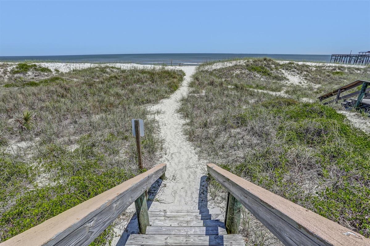 The Beach Awaits!