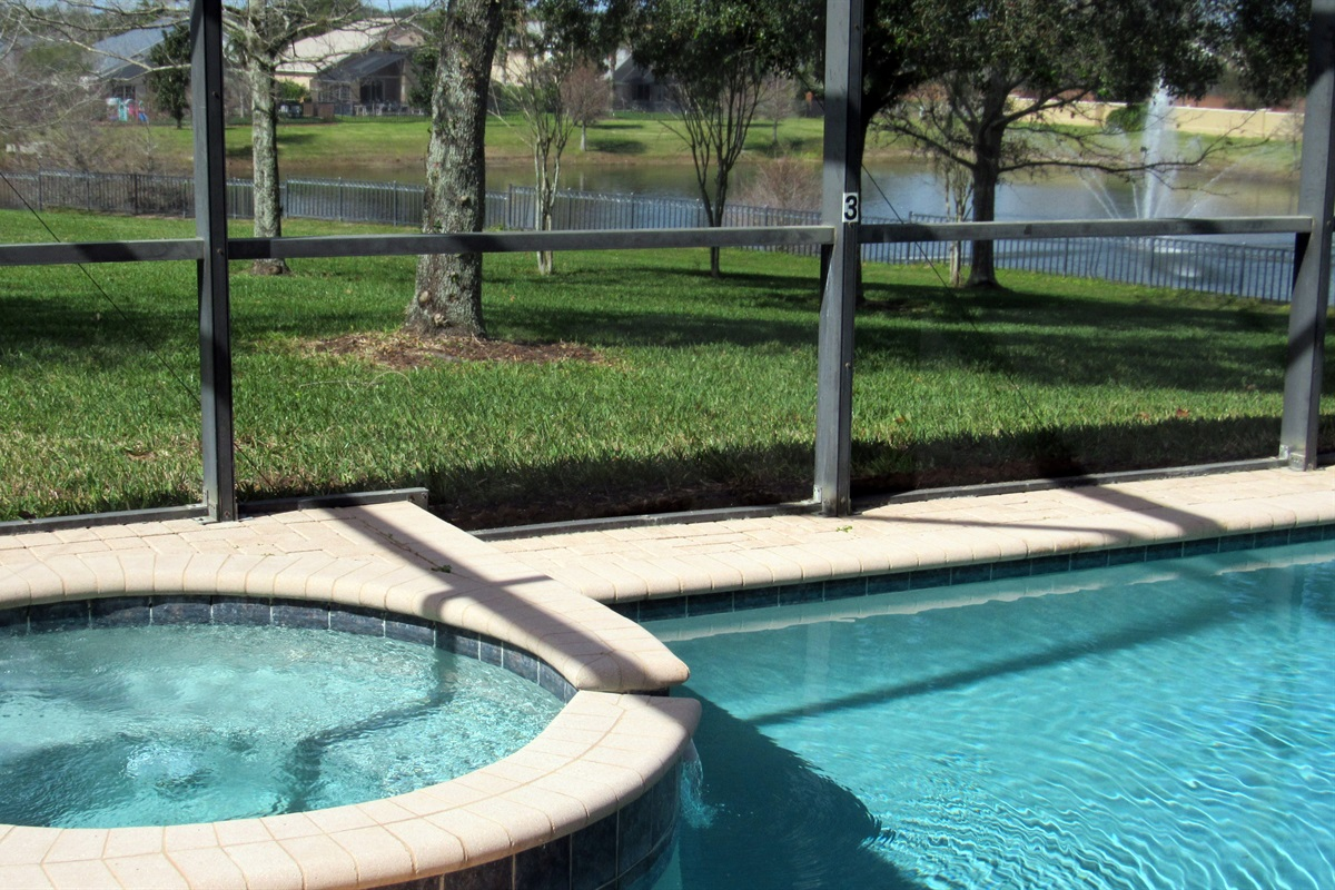 Private Heated Pool/Spa - No Backyard Neighbors - And, A GREAT View!