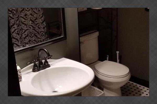 3rd Floor Common Bathroom