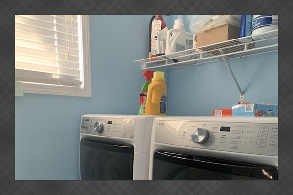 Brand new HE washer and dryer