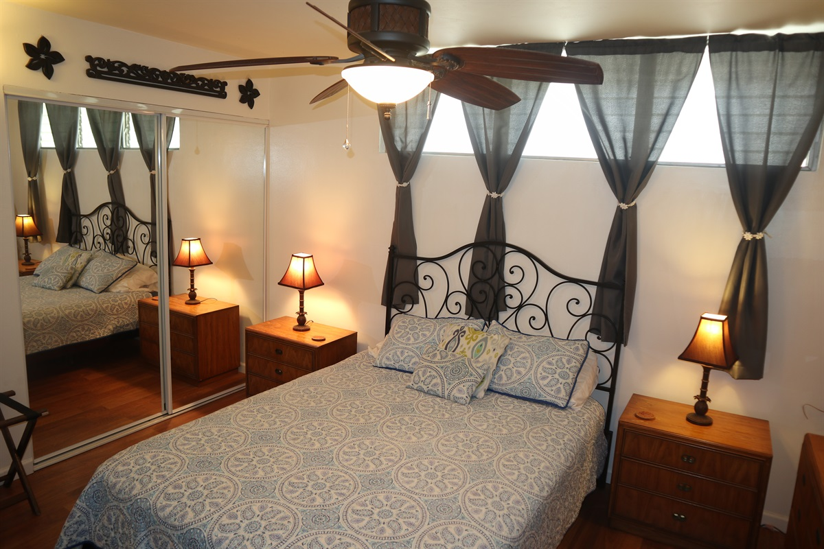 Extra comfortable quality Queen bed