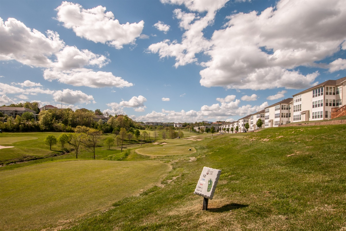 Thousand Hills is Branson's only golf course within city limits