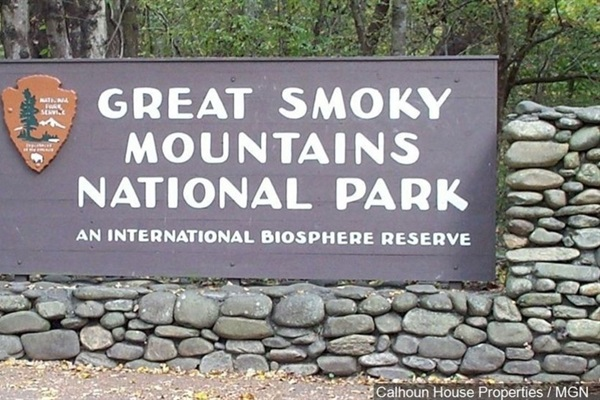 Just minutes to Great Smoky Mountains National Park
