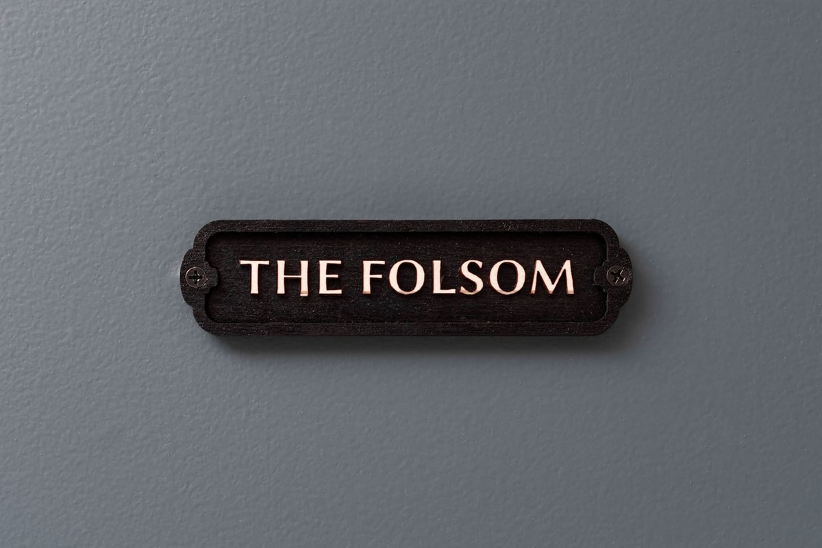"""Finally, you'll find the hidden 4th bedroom, """"The Folsom"""""""