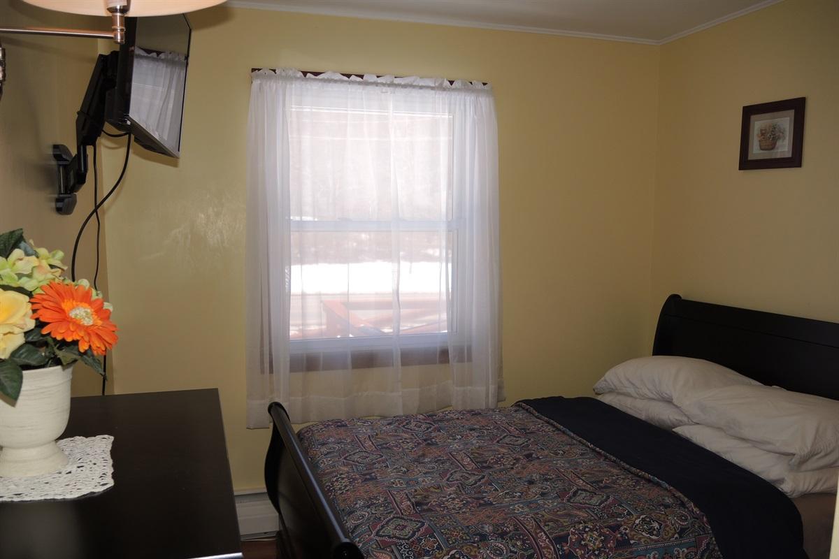 JR's Place Bedroom