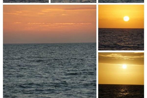 pics of sunset