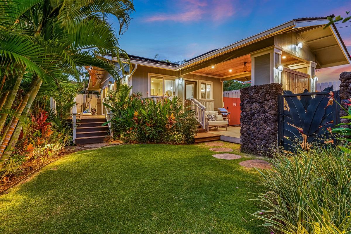 Romantic, gorgeous private cottage