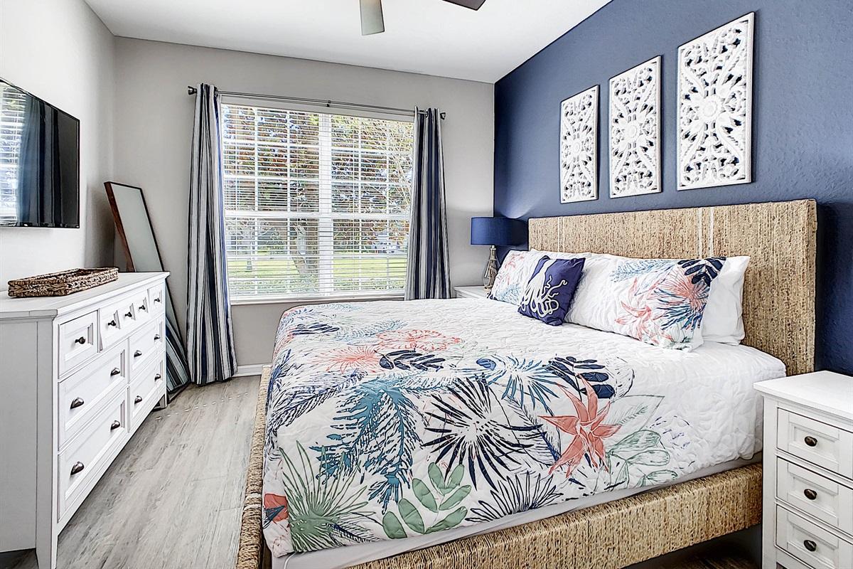 Master Suite #2-1st Floor-King Bed