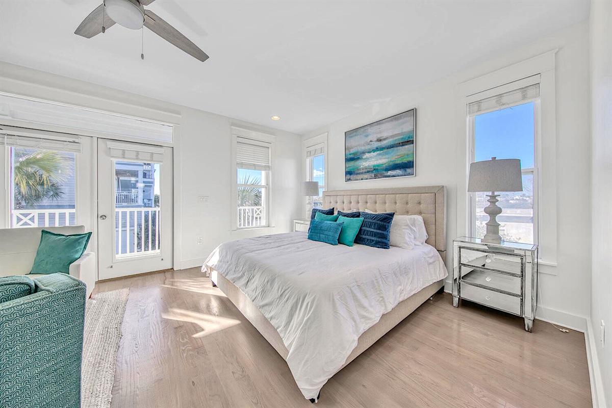 king bedroom - second floor