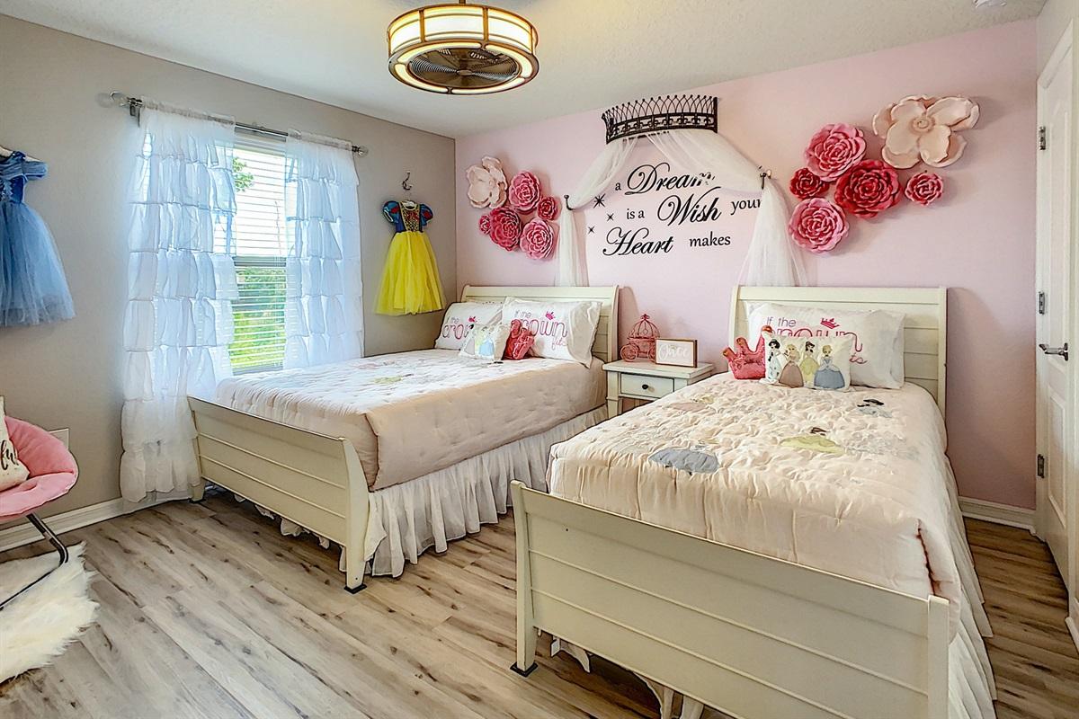 Bedroom 4 - 2nd Floor - Double And Twin