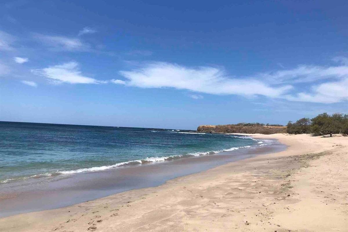 Our gorgeous beach