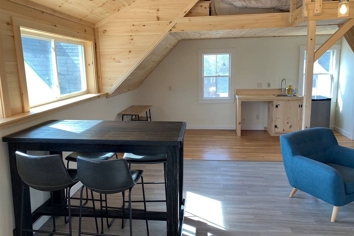 Open modern Loft