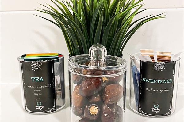 Dates and Tea