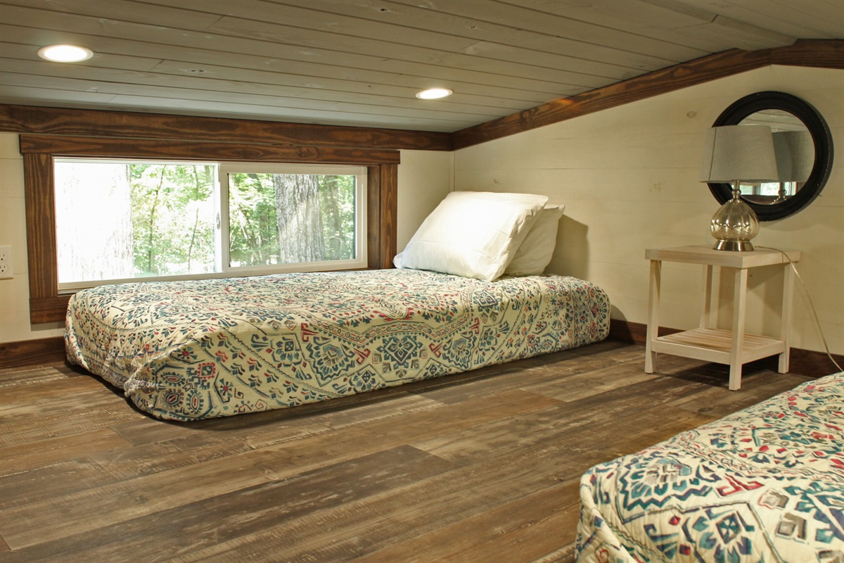 Loft With Two Beds