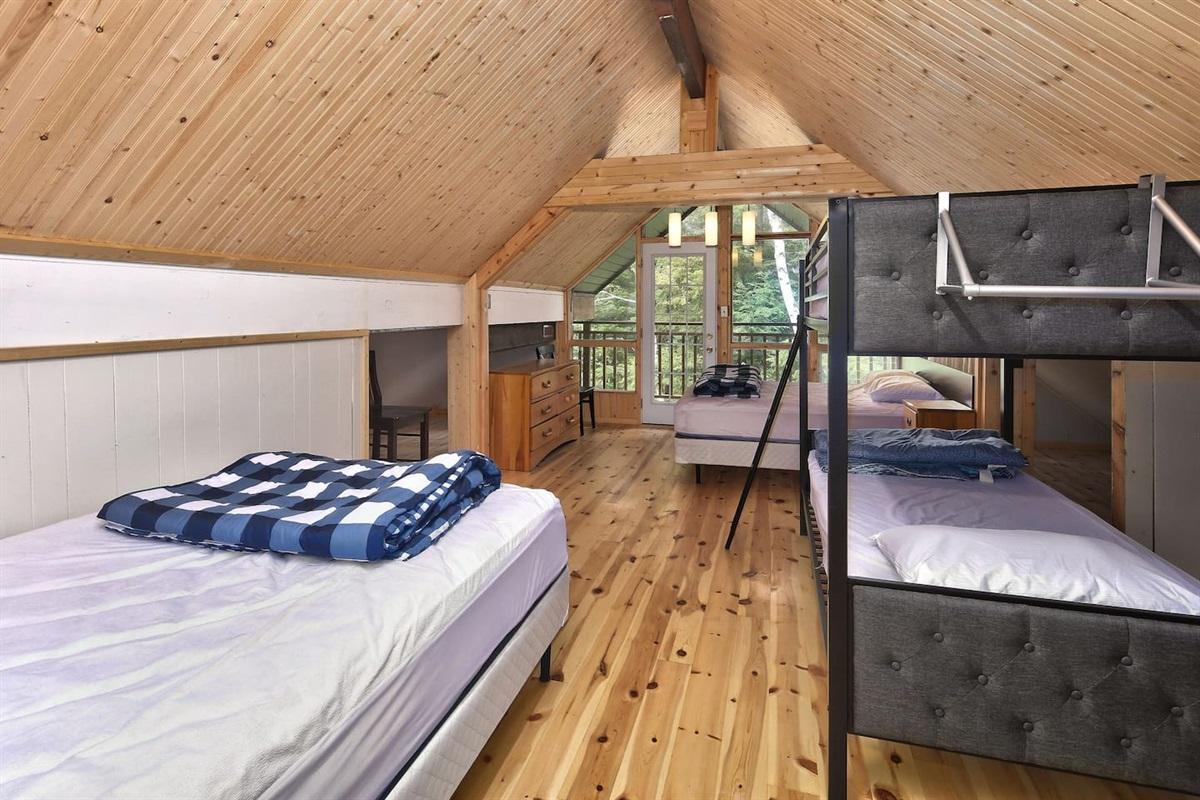 Another big bedroom