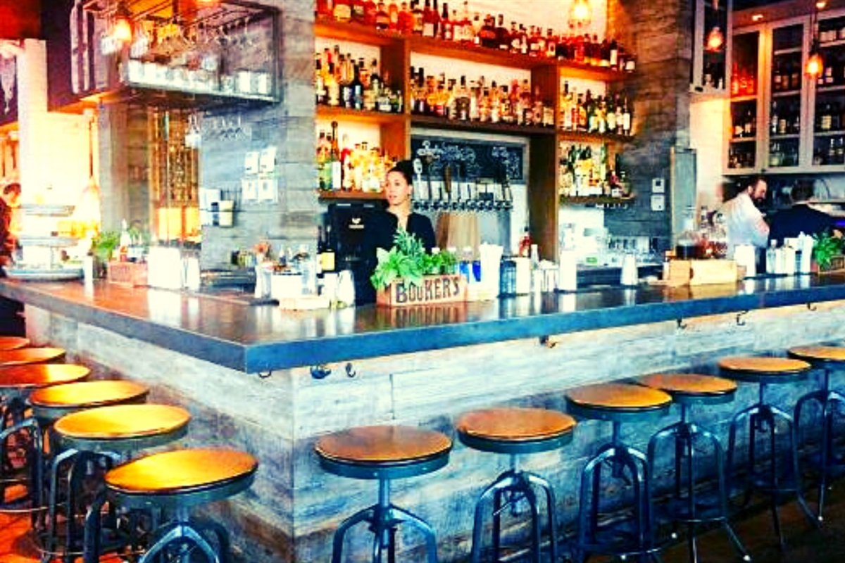 Where to eat? Yardbird Southern Table and Bar.