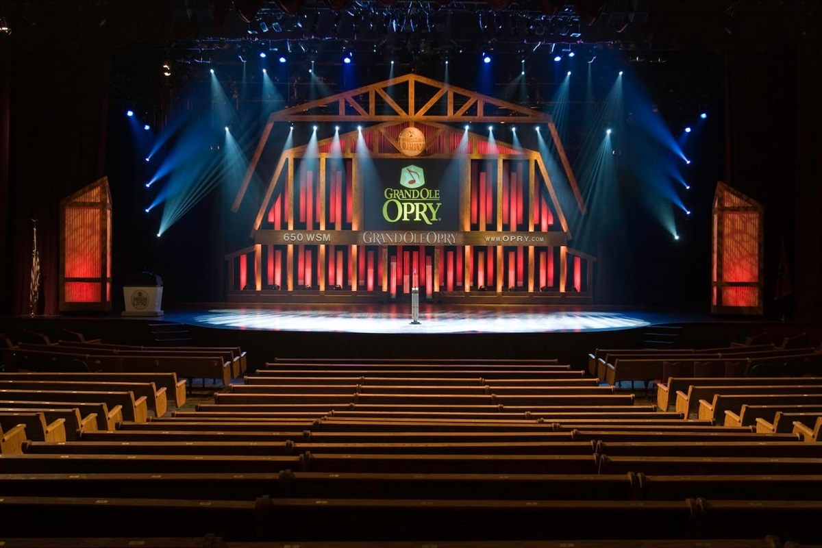 Make sure to visit the Grand Ole Opry!