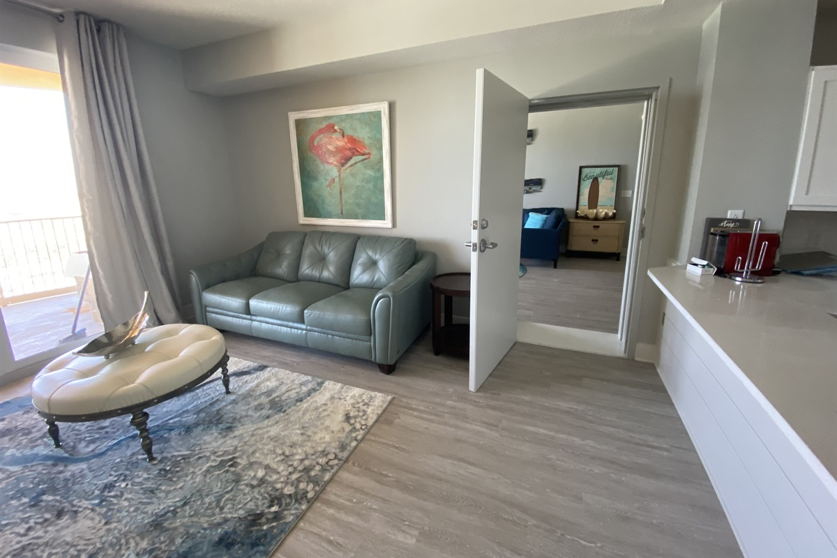 2nd living area