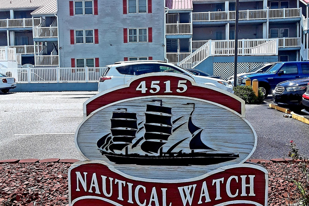 Welcome to Nautical Watch