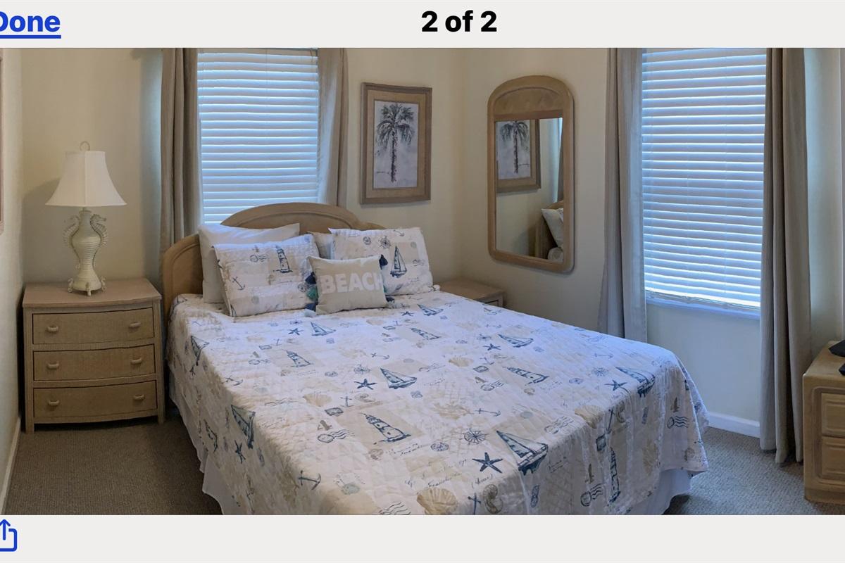 Guest Bedroom 4 queen bed