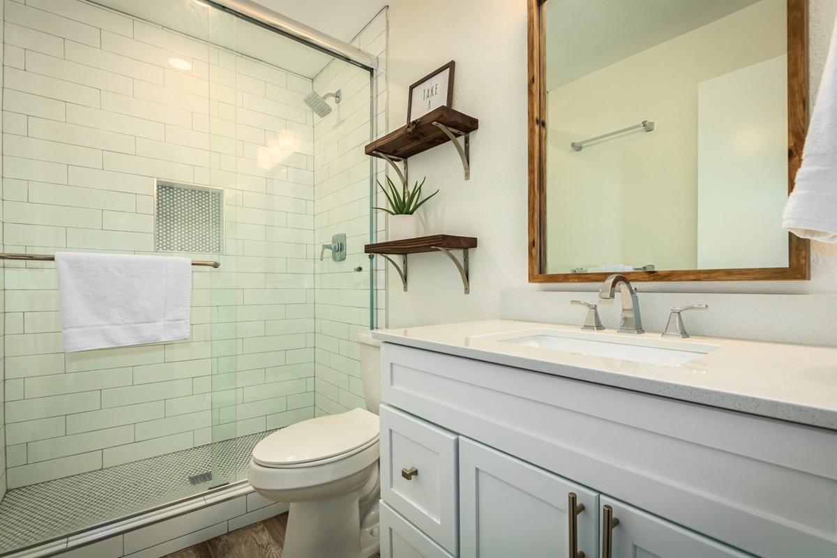 downstairs hall bath