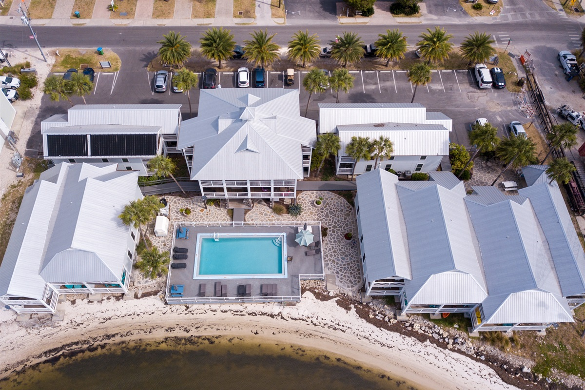 On site parking your vehicle, boat and trailer parking located one block from the condominium development