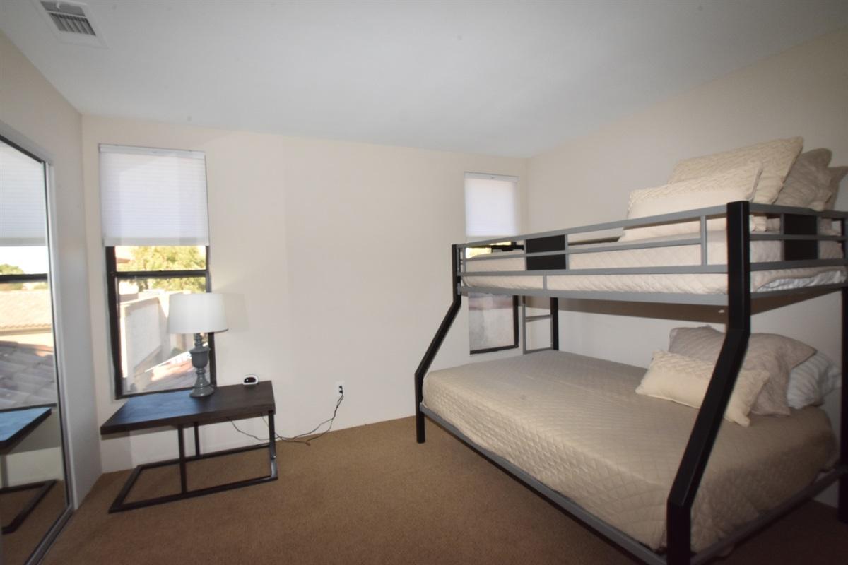3rd Bedroom Bunk