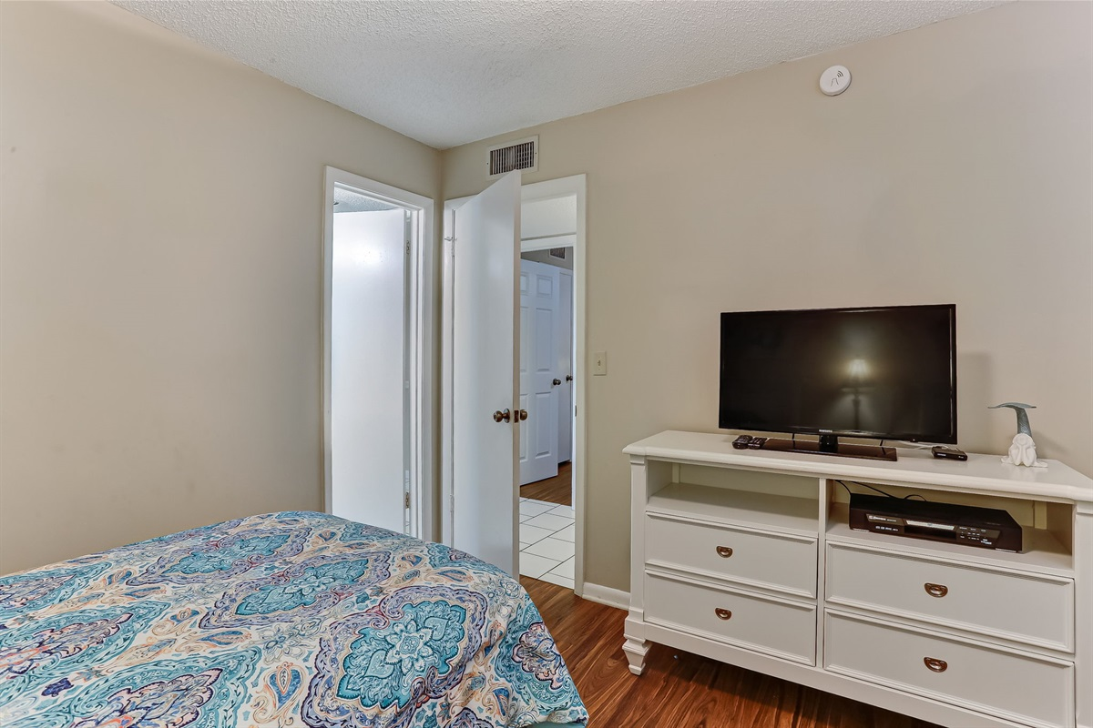 Storage in Guest Room