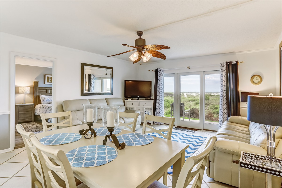 Great Open Space - Oceanfront!
