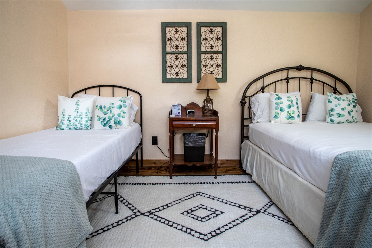 Upstairs Beds