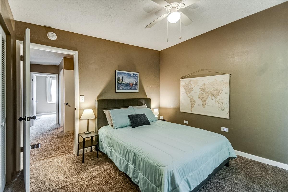 World Travel Bedroom