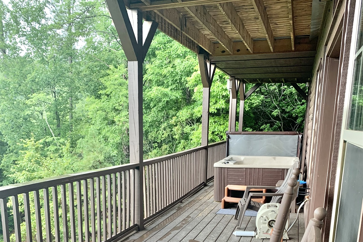 Lower Tier Porch