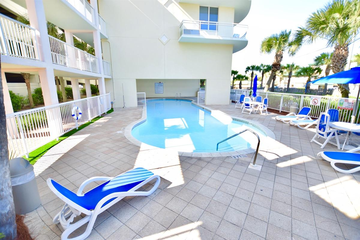 Destin West Gulfside - Villa Pool (Heated in Winter)