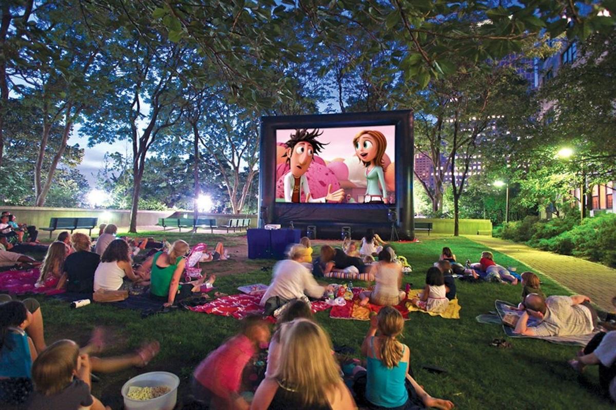 Movie Night at Young Circle