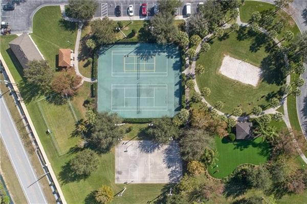 Tennis, volleyball, basketball or Golf, anyone?