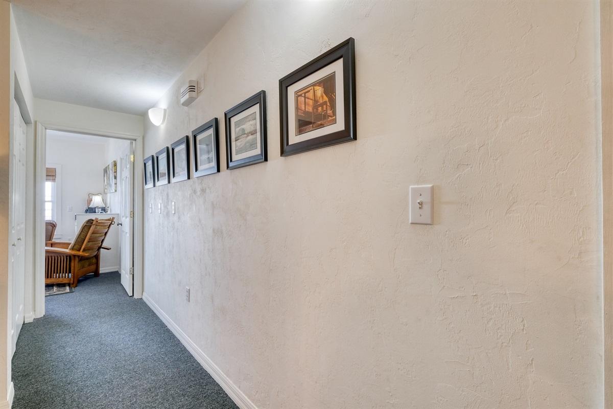 Hallway to Front Room