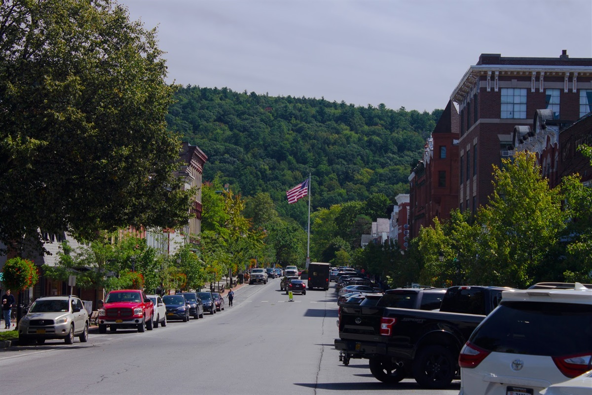 Lots of fun things to do in nearby Cooperstown NY