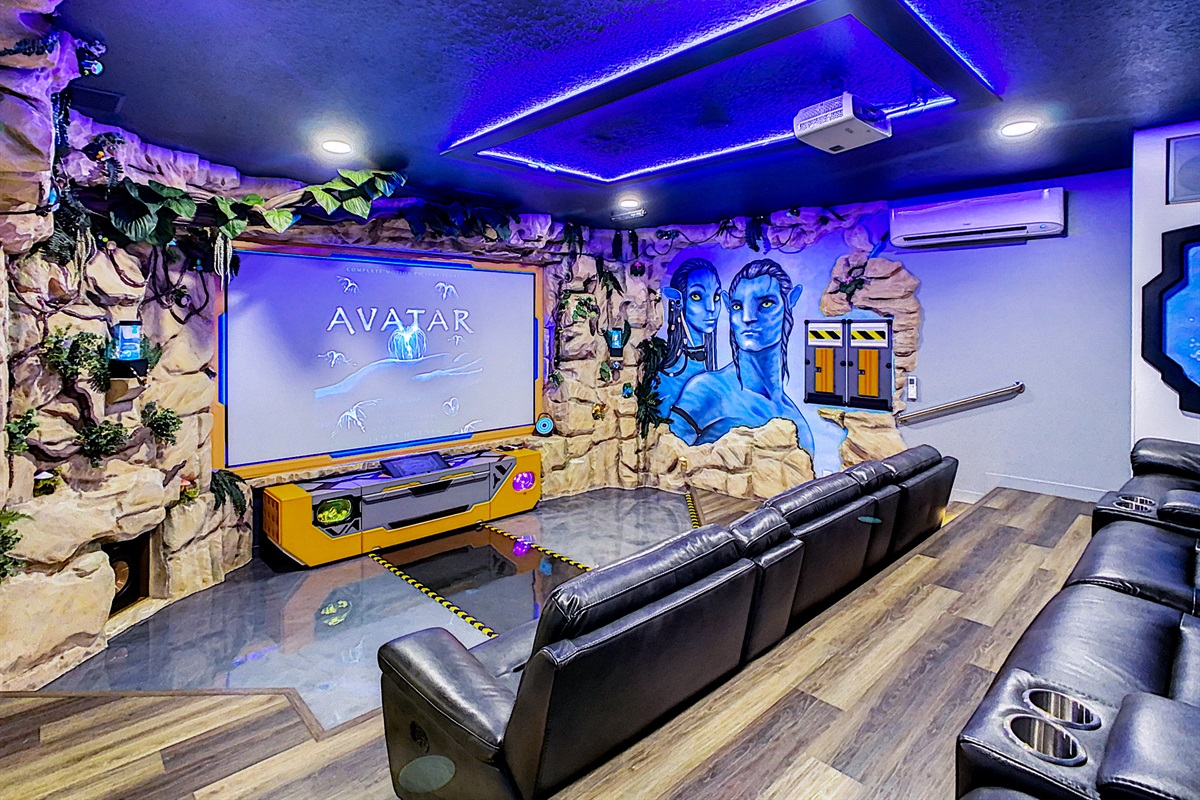 Incredible Movie Theater - Watch Movies And TV - Play Xbox