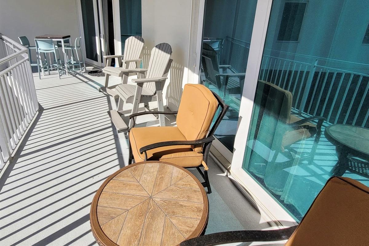 New Balcony Furniture 2020!