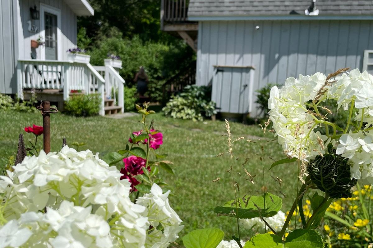 Gardens galore!