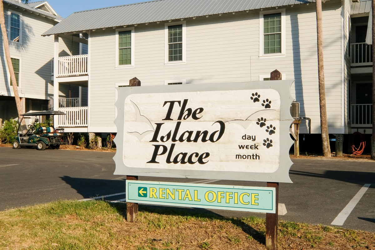 Welcome to Island Place