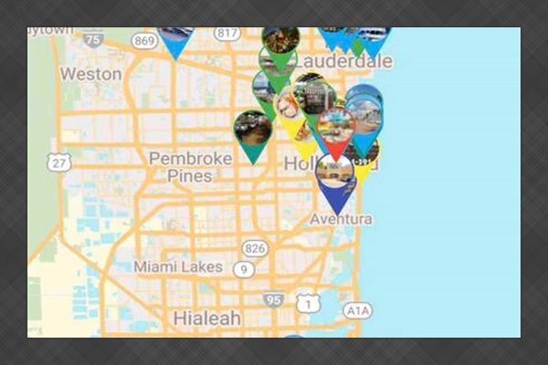 Our private guidebook for guests is filled with local insider tips on how the best way to get around by foot, new restaurants, lounges and bars and our best recommendations. Here's a screenshot. We cover Hollywood, Ft. Lauderdale, Miami and even WPB.